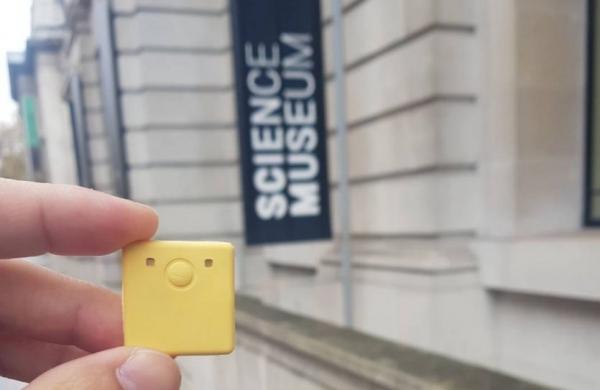 添寶於英國倫敦-科學博物館展售