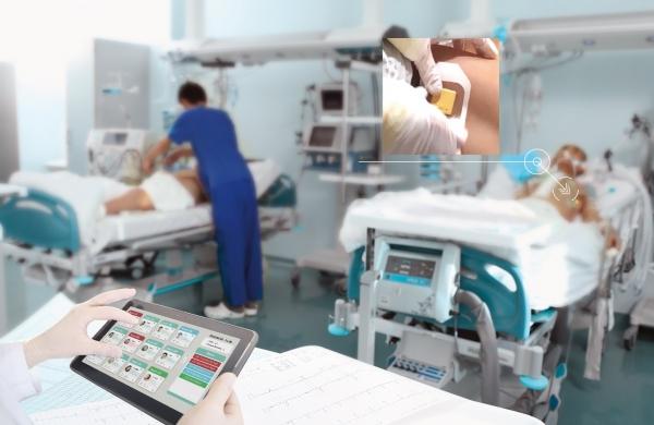 愛微科零接觸體溫監測 助力醫療防疫  保護醫護、照顧病患